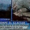 Argentinien: Tausende Menschen erwarten Abbruch am Perito-Moreno-Gletscher