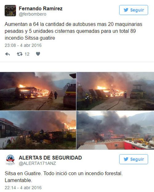 proteste-wasser-venezuela-lateinamerika