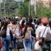 Hungermarsch nach Kolumbien: Bevölkerung von Venezuela wechselt 4,5 Milliarden Pesos