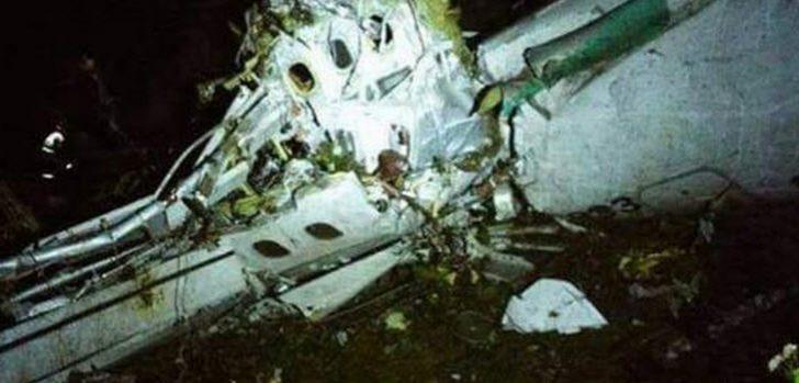 Brasilien Flugzeugabsturz