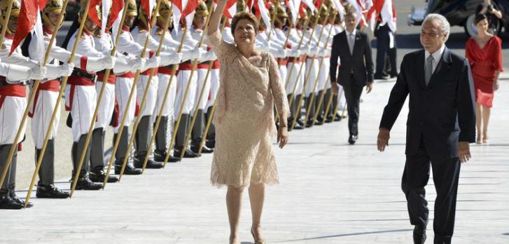Rousseff und Temer geraten in Bedrängnis