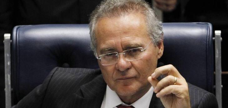 Calheiros wird beschuldigt, öffentliche Gelder veruntreut haben