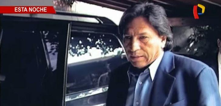 Alejandro Toledo Manriqueu war vom 28. Juli 2001 bis zum 28. Juli 2006 peruanischer Staatspräsident