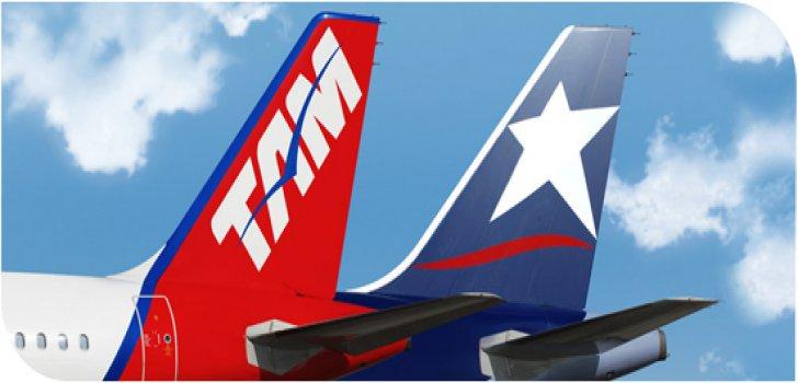 """Die """"LATAM Airlines Group"""" ist die größte Fluggesellschaft in Lateinamerika"""