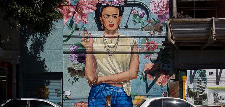 Die lebhafte Streetart-Szene in Buenos Aires ist ein Quell des Stolzes für die Bewohner der Stadt