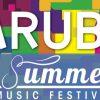 """Lateinamerikanische Rhythmen auf dem """"Aruba Summer Music Festival 2018"""""""