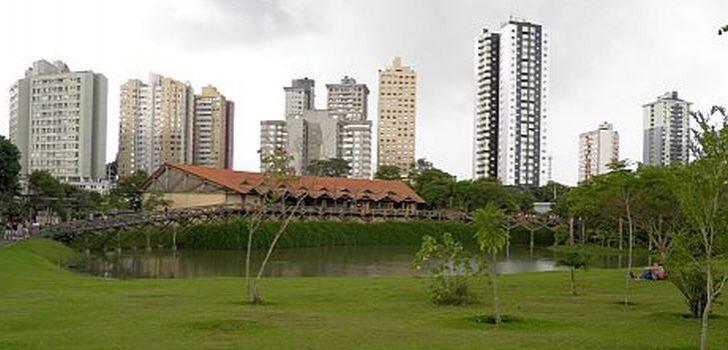 Uhrzeit Curitiba