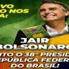 Umfrage: Für die Brasilianer ist  Bolsonaro auf dem richtigen Weg