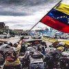 Weltweite Manifestation – Humanitäre Hilfe für Venezuela
