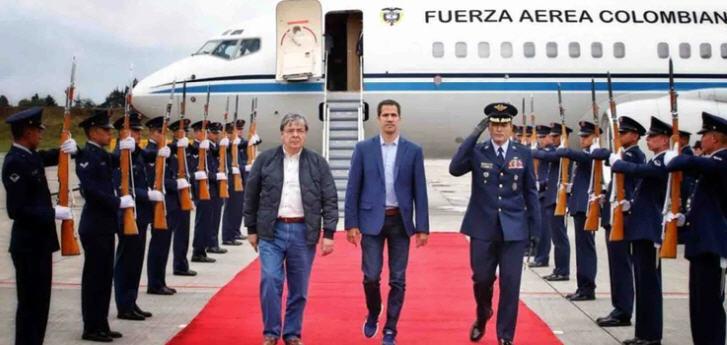 venezuela-kolumbien
