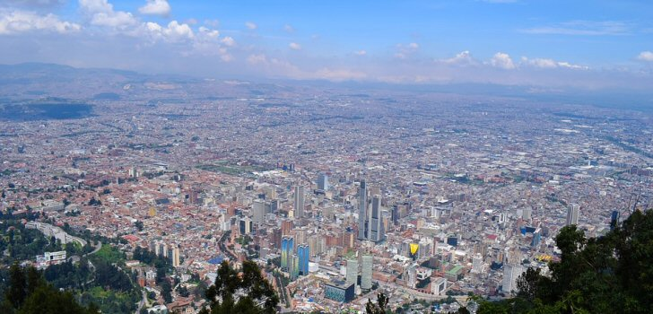 bogoto-kolumbien