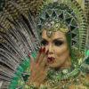 Karneval in Brasilien: Transsexuelle Tänzerin bricht Tabu