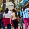 """""""Gib mir meinen Impfstoff zurück"""": Proteste in Argentinien"""