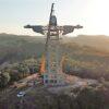 Neue riesige Christus-Statue in Brasilien