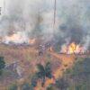 Trockenzeit im Amazonas startet mit massiven Feuern