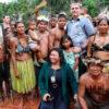 Indios aus dem Dschungel: Präsident sorgt für Kontroverse – Update