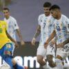 Copa América 2021: Argentinien besiegt Brasilien 1:0. Ein Tor von Di Maria in der ersten Halbzeit entscheidet