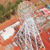 Foz do Iguaçu eröffnet eines der größten Riesenräder in Lateinamerika