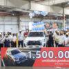 """Toyota de Argentina"" plant historischen Produktionsrekord"